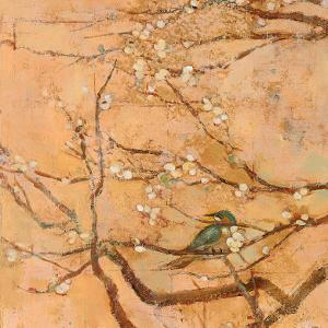 Birds and Blossoms II by Jill Barton