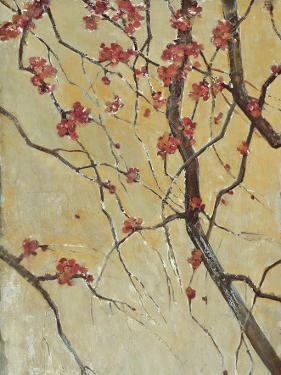 Blossom Panel II (detail) by Jill Barton