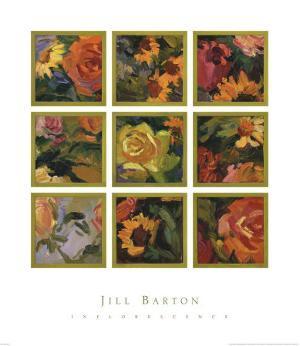 Inflorescence by Jill Barton