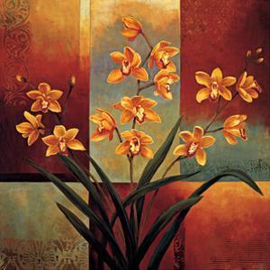Orange Orchid by Jill Deveraux