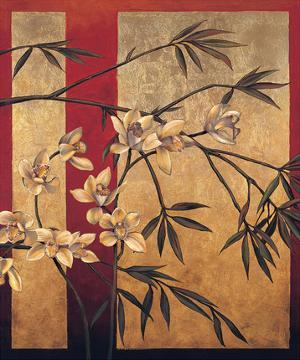Orchid Screen by Jill Deveraux
