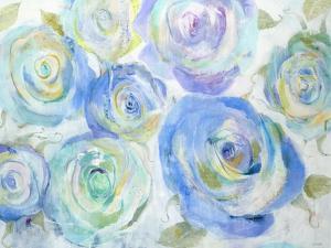 Blue Roses by Jill Martin