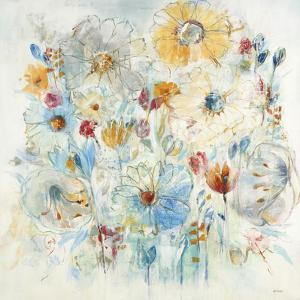 Harmonic Blue by Jill Martin