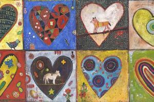 Eight Flat Hearts by Jill Mayberg