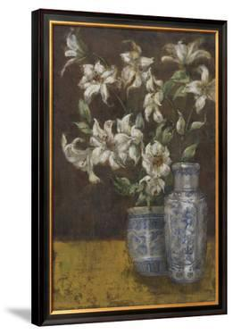 Delft Lilies by Jill O'Flannery