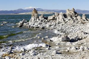 The Tufa Towers at Mono Lake, California, USA by Jill Schneider