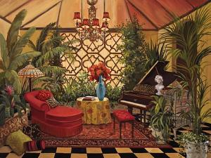 Conservatory I by Jillian Jeffrey
