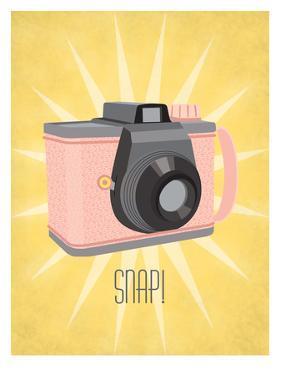 Camera 3 by Jilly Jack Designs