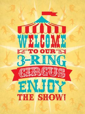 Circus 1 by Jilly Jack Designs