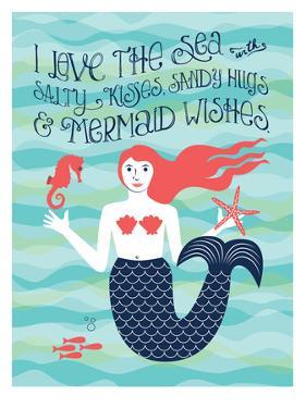 Nautical_Mermaid by Jilly Jack Designs