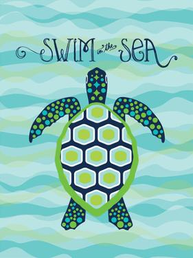 Nautical_SeaTurtle by Jilly Jack Designs