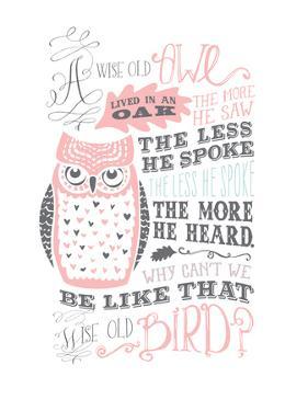 Owl-4 by Jilly Jack Designs