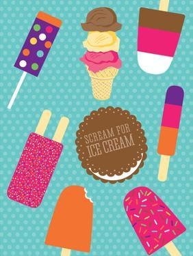 Sweets_IceCream by Jilly Jack Designs