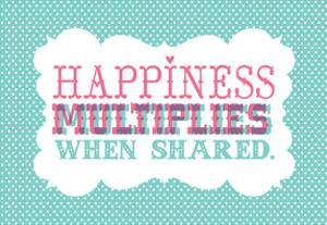 Typography_Happiness by Jilly Jack Designs