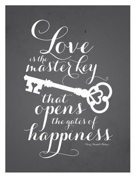Typography_LoveKey by Jilly Jack Designs