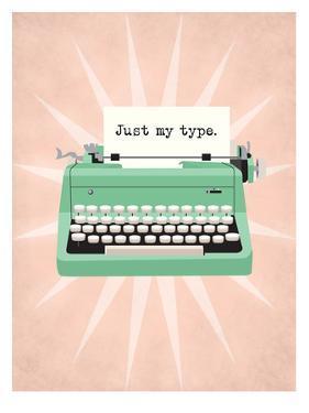 Vintage_Typeweriter1 by Jilly Jack Designs