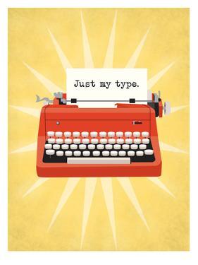 Vintage_Typeweriter2 by Jilly Jack Designs