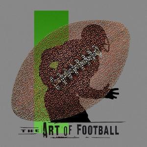 Art of Football by Jim Baldwin
