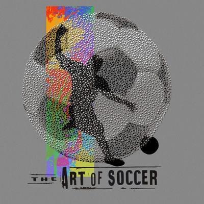 Art of Soccer by Jim Baldwin