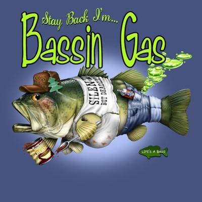 Basin Gas by Jim Baldwin