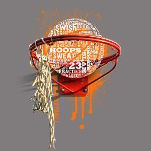 Basketball by Jim Baldwin