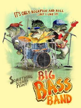 Bass Band by Jim Baldwin