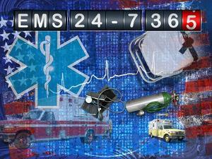Ems 24-7 365 by Jim Baldwin