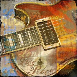 Long Live Rock by Jim Baldwin