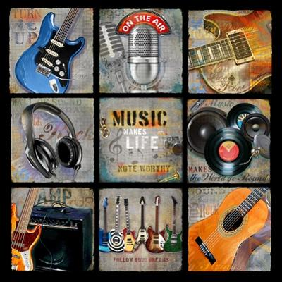 Music Patch by Jim Baldwin