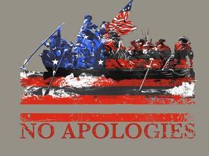 No Apologies by Jim Baldwin