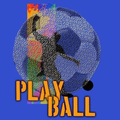 Play Ball - Soccer by Jim Baldwin