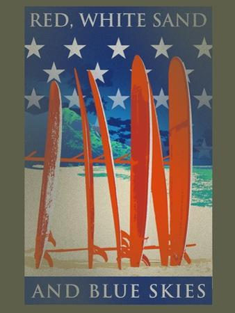 Surfboards Line Up