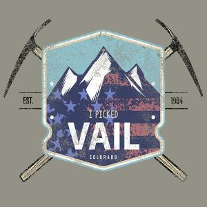 Vail II by Jim Baldwin