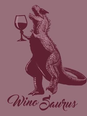 WinoSaurus by Jim Baldwin