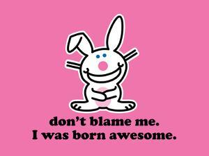 Born Awesome by Jim Benton