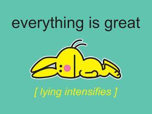 Everything Is Great by Jim Benton