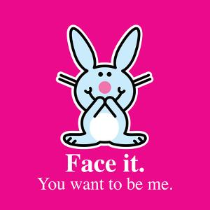 Face It. by Jim Benton