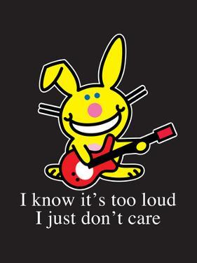 I Just Don't Care by Jim Benton