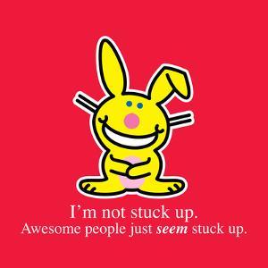 Stuck Up. by Jim Benton