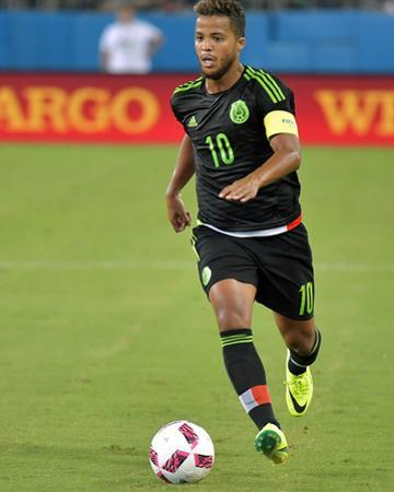 Soccer: Mexican National Team Vs New Zealand by Jim Brown
