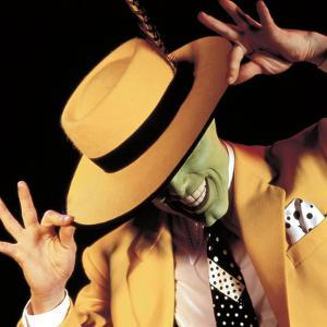 """JIM CARREY. """"THE MASK"""" [1994], directed by CHUCK RUSSELL."""