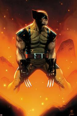 Wolverine No.305 Cover by Jim Cheung