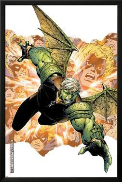 Young Avengers Presents No.2 Cover: Hulkling by Jim Cheung