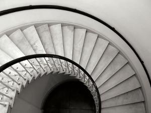 Capital Stairwell by Jim Christensen