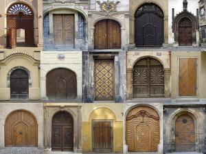 Doors II by Jim Christensen