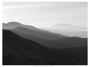 Mountains & Haze I by Jim Christensen