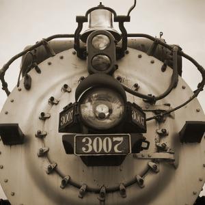 Train V by Jim Christensen