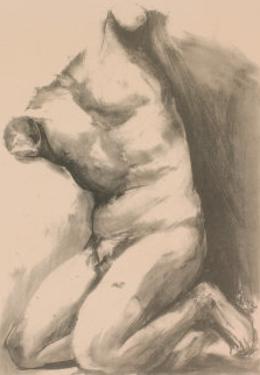Glyptotek by Jim Dine