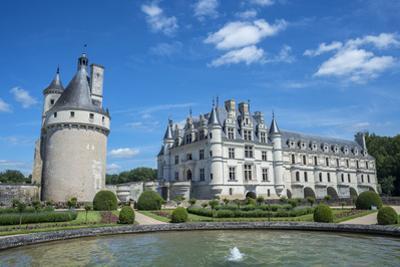 Chateau de Chenonceau, Chenonceaux, France by Jim Engelbrecht