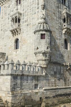 Tower of Belem, Lisbon, Portugal by Jim Engelbrecht